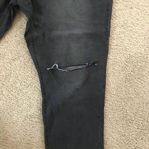 Maurices Jeans - Maurices DenimFlex +size cropped jeggings in black